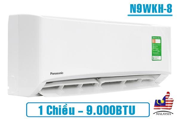 Panasonic CU/CS-N9WKH-8 9000 BTU 1 chiều