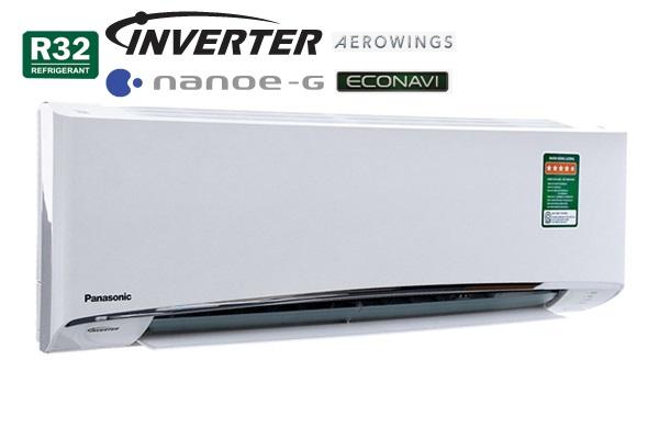 Panasonic CS-CU Z12VKH-8 12000 BTU 2 chiều inverter cao cấp,Panasonic,Máy lạnh Panasonic 12000 BTU 2 chiều inverter cao cấp
