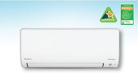 Daikin FTXV25QVMV /RXV25QVMV 9000 BTU 2 chiều inverter cao cấp,FTXV25QVMV-RXV25QVMV,Máy lạnh Daikin 9000 BTU 2 chiều inverter cao cấp