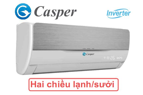 Máy Điều hòa Casper 24000 BTU 2 chiều inverter ga R410A IH-24TL11,Casper,IH-24TL11