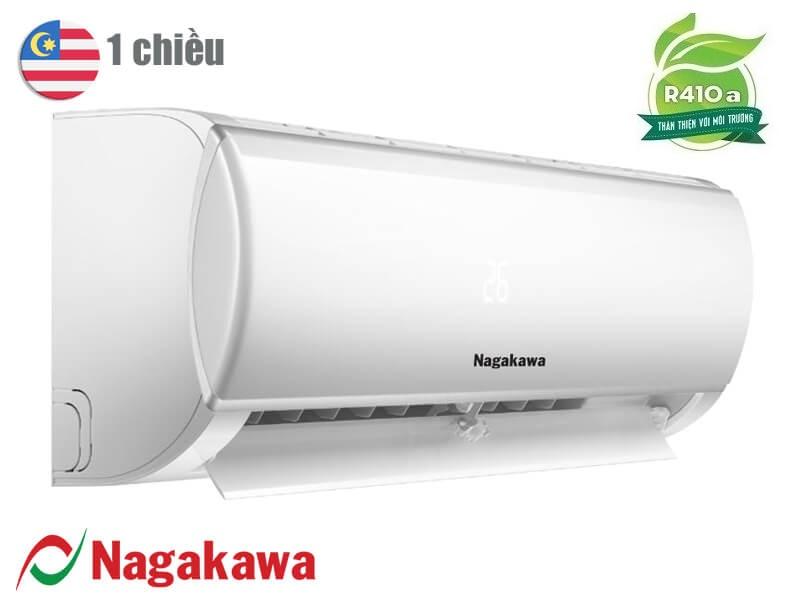 Máy Điều hòa Nagakawa 24.000BTU  1 chiều NS-C24R1M05,Máy lạnh Nagakawa 24000 1 chiều,NS-C24R1M05