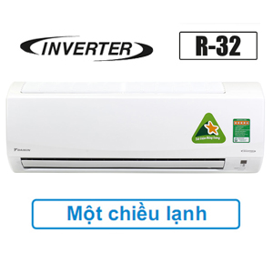 Daikin FTKQ60SVMV/RKQ60SVMV 21000 BTU 1 chiều inverter,Daikin,Máy lạnh Daikin 21000 BTU 1 chiều inverter